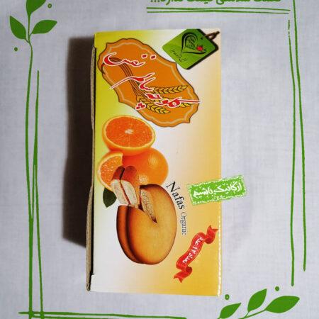 کلوچه پرتقالی سالم نفس